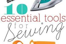 Tips & Tricks | Essential Tools / Best tools for sewing and quilting.