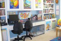 Homeschooling: Room Design