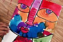 Homeschooling: Art Projects