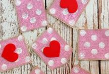 Holidays | Valentine's Day / DIY Valentines day crafts