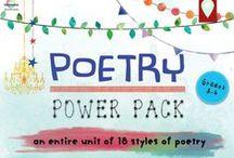 Poetry Teaching Ideas / Poetry Teaching Ideas