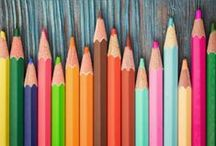Crafts | Adult Coloring / Adult coloring, DIY and crafts