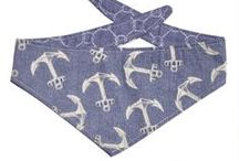 Neiman Barkus Couture / Bandanas for all size dogs.