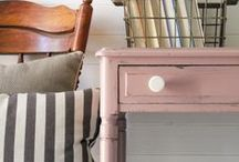 Painted Furniture- PINK