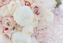 K+M Blush Glam Wedding