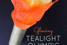 Homeschooling: Olympics