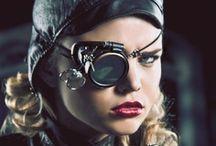 Steampunk & Dieselpunk / by Diana