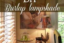 Crafty Lamps & Lighting