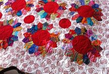 Quilts and Patchwork / by Paula Trescothick