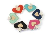 Valentines -  hearts jewelry / Gift for valentine's day