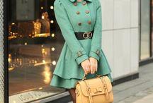 Dream wardrobe / Beautiful clothes and fashion I love