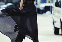 Maxi Skirts / Maxi Skirts are THE trend 2012!! Inspirations and my own styling are collected in this board.