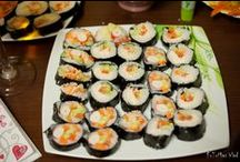 Sushi / mix and match :D