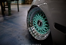 First Class Fitment / by Emmett Vick