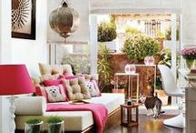 Living Room Inspiration / Someday I might have one. So let's find the decor already ;)