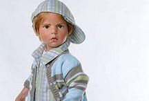 Dolls: Art and Otherwise / by Elaine SomeCallMeRed