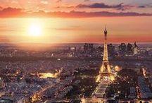 "I Dream of Paris / ""Paris is always a good idea."" `Audrey Hepburn"