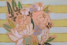 Art: Florals / Flowers, Florals, and other plant inspired goods.... / by Crystal Ketterhagen