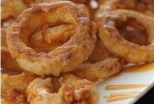 Finger foods / by Ariana Burton Seimas