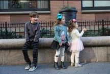 Kids Style File / by Stroller In The City