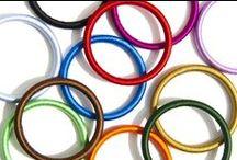 Bijoux  / Colliers - barrettes - pinces - bracelets - headband - bagues