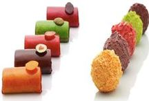Saveurs gourmandes / Just discovered Christophe Michalak. I'm in love with his saveurs gourmandes