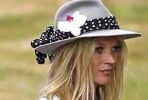 Celebrities & Hats