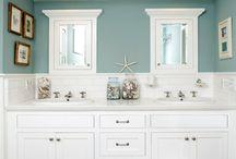bathroom remodel / by Melanie Fagerberg