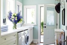 bump out / laundry room / by Melanie Fagerberg
