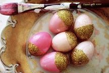 Decoration & DIY: Spring  / New Beginning, Easter and many more cute Spring DIY Projects.