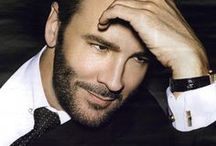 """Tom Ford / """"I Am My Own Muse."""""""