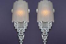 Deco and Nouveau / Art Deco/Art Nouveau