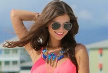 By The Seaside-Summer 2014 / by The Red Dress Boutique