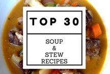 Yummy Soup/Stew/Chili Recipes / Soup recipes, stew recipes, and chili recipes