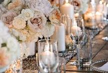 ~ oui ~ / Inspiration for weddings: glitter, lace and boho-glam.