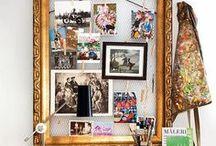 DIY Art, Mirrors & Wall Decor