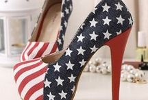 Holiday Shoes / Shoes for every holiday.  Embrace the festivities!