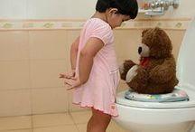 Potty time / Toilet training ideas