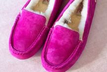 Cozy Slippers / Women's slippers . . . plush, comfy, sexy, etc.