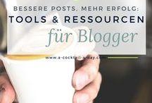 Erfolg im Web - spannende Ressourcen für Blogs, eBooks & Social Media / Damit auch du im Web Erfolg hast & dein Blog oder Business auf den nächsten Level bringen kannst, sammle ich hier spannende Posts & Ressourcen.