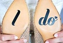 Shoe Messages / The bottom of your shoes is the perfect place for a secret message . . . write it yourself or use a sticker or decal. These are some of favorites.