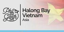 • Halong Bay