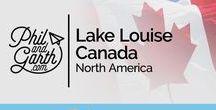 • Lake Louise