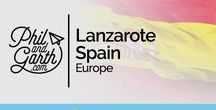 • Lanzarote / Travel blogger posts to the Spanish island of Lanzarote
