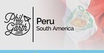 • Peru / Travel blogger guides to Peru