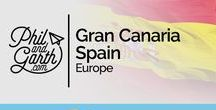 • Gran Canaria / Travel blogger posts to the Spanish island of Gran Canaria