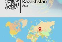 • Kazakhstan / Travel guides and tips to destinations in Kazakhstan