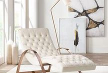 Lamps Plus / As the saying goes, lighting is everything. Here are some of my favorite lamps and fixtures for indoors and out, plus a curated mix of furnishings from Lamps Plus, the nation's largest lighting retailer ~  www.lampsplus.com