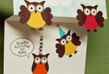 Cards - Cute & Creative / by Brandy Mayerski
