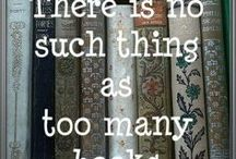 Books / Boeken die ik gelezen heb.